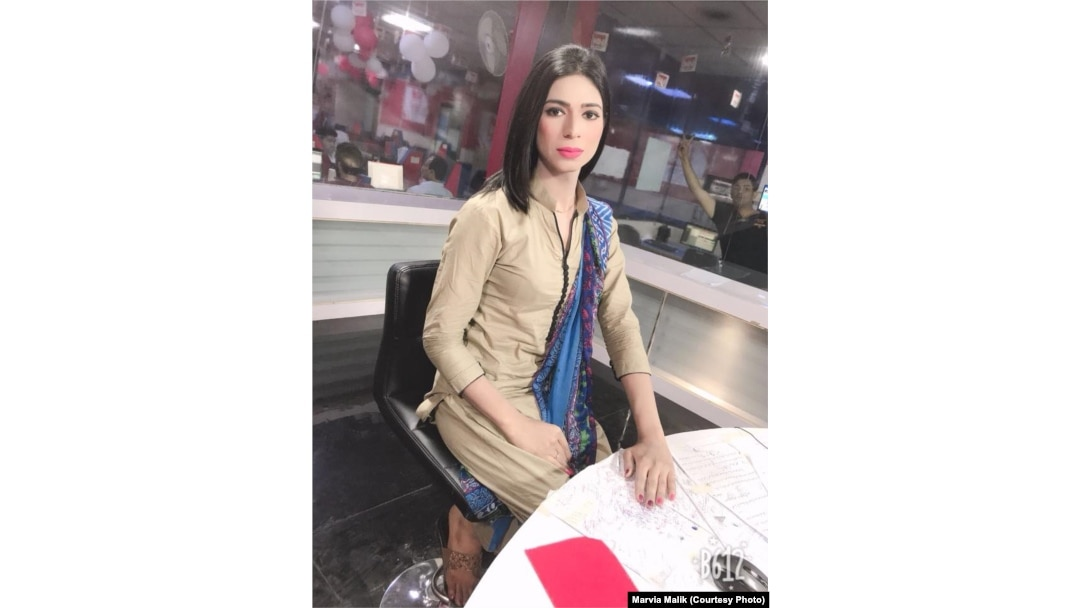 Ray Of Hope': Transgender News Anchor Marks New First In Pakistan