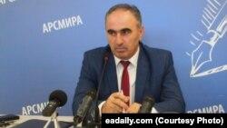 Процесс в Верховном суде Абхазии прокомментировал председатель Центральной избирательной комиссии Тамаз Гогия