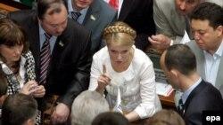 Многие сходятся на том, что новое правительство Тимошенко будет временным