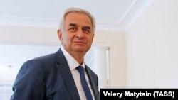 Абхазия президенты Рауль Хаджимба