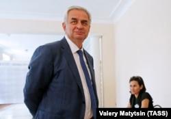 Raul Hadjimba, la așa-numitele alegeri din septembrie 2019