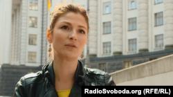 Еміне Джапарова, заступник міністра інформаційної політики