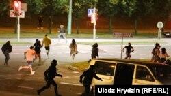Протесты в Беларуси, 12 августа