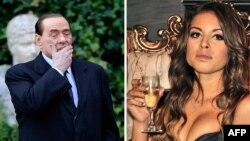 Silvio Berlusconi dhe Karima El-Mahroug