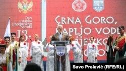 Premijer Crne Gore Duško Marković na centralnoj proslavi Dana državnosti Crne Gore