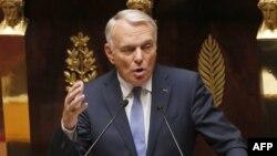 ژان مارک آیرو در نشست پارلمانی چهارشنبه گفت حمله سیام مرداد «غیرقابل بازگشت» است