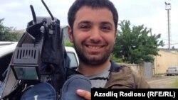 «Ազատության» ադրբեջանական ծառայության աշխատակից Թուխան Քարիմով, արխիվ