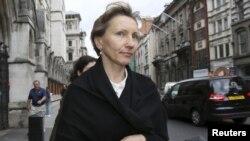 Марина Литвиненко.