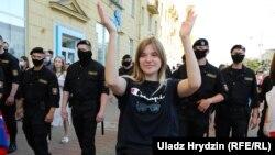 Акції проходили у Мінську та кількох інших містах Білорусі