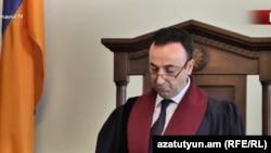 Председатель Конституционного суда Грайр Товмасян (архив)