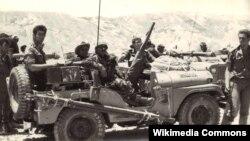 سربازان اسرائیلی در سال ۱۹۶۷