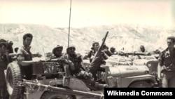 Militari israelieni în acțiune