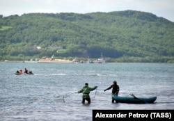 Рыболовство в Камчатском крае