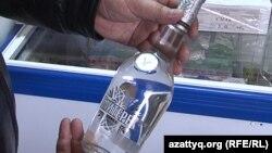 Илустрација: Казахтанска водка.