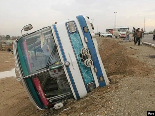 تلفات حوادث رانندگى در ايران؛ بيش از ۱۲ هزار کشته طی شش ماه