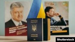 Петро Порошенко і Володимир Зеленський. Партії, які асоціюють з ними, можуть стати парламентськими