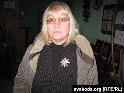 Вольга Безбародкіна