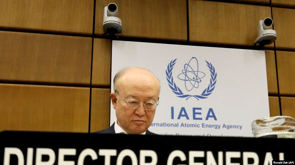 05e9ef5c9 IAEA Head Calls For  Timely  Cooperation From Iran