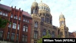 Sinagoga Mare din Berlin (Foto: W. Totok)