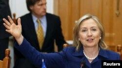 Держсекретар США Гілларі Клінтон. Київ, 2 липня 2010 рік