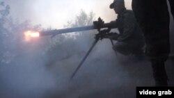 Бойові дії в районі Талаківки (ілюстраційне фото)