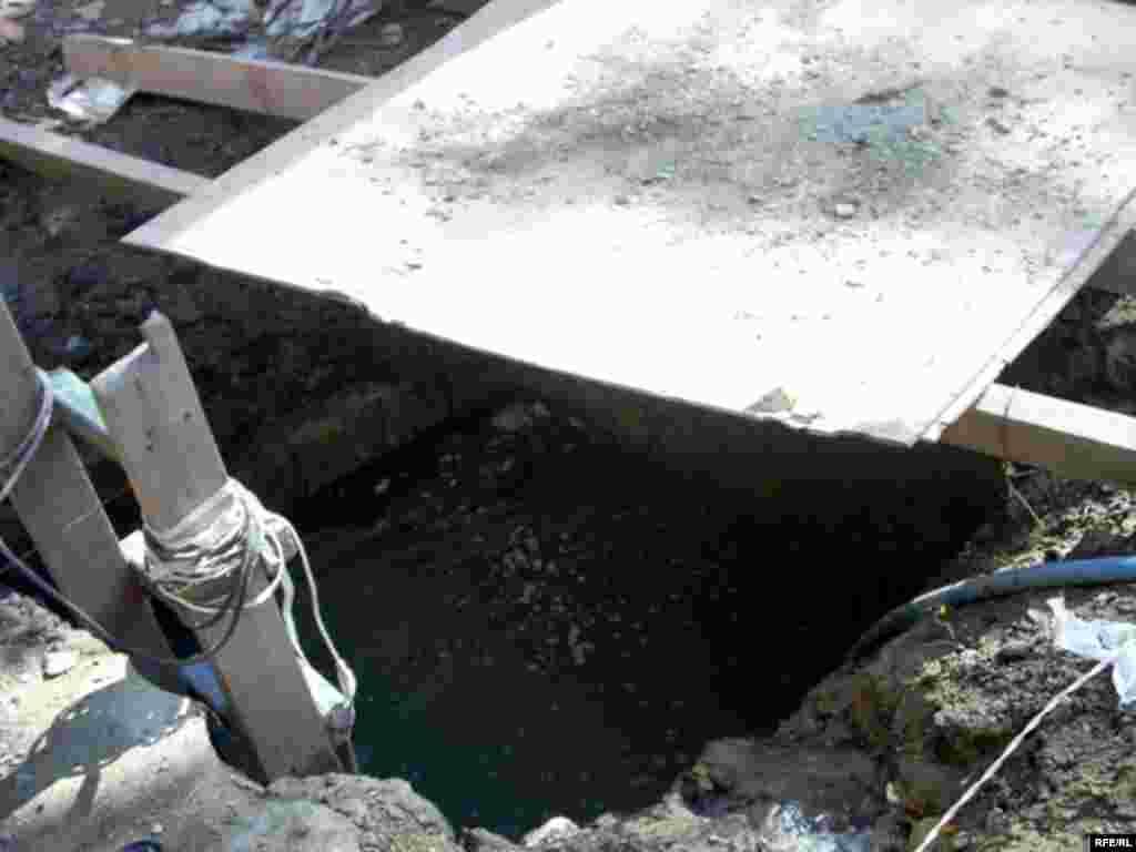 Son orta əsrlərə аid yeraltı yol «İçərişəhər» metrosu ərazisində yerləşən parkda aparılan təmir-bərpa işləri zamanı üzə çıxıb