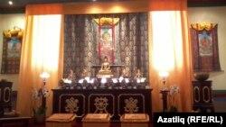 Будда дине бүлмәсе