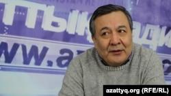 Саясаткер Дос Көшім. Алматы, 12 ақпан 2015 жыл.