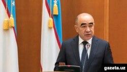 Өзбекстанның Қашқадария облысының басшысы Зойир Мирзаев.