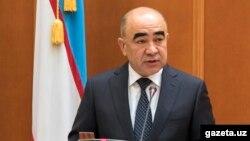 Экс-вице-премьер-министр Узбекистана Зойир Мирзаев.