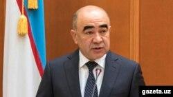 Қашқадарё вилояти ҳокими Зойир Мирзаев