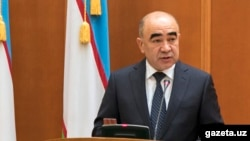 Зойир Мирзаев, глава Кашкадарьинской области Узбекистана.