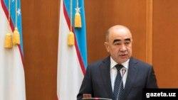 Глава (хоким) Кашкадарьинской области Зойир Мирзаев.