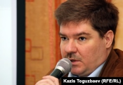 Ярослав Разумов, журналист. Алматы, 9 ноября 2012 года.