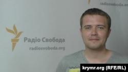 Ведучий, редактор програми «Громадське. Крим» Сергій Мокрушин