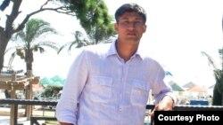 Серик Кошалаков, осужденный по обвинению в создании и руководстве террористической группировкой. Фото из семейного архива.