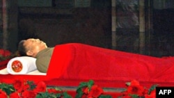 The body of Kim Jong-il lied in state this week at the Kumsusan Memorial Palace in Pyongyang, North Korea.