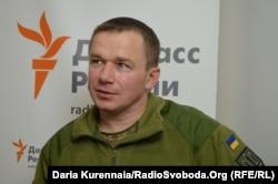 Виктор Шидлюх, полковник, заместитель начальника научно-исследовательского управления, офицер Генштаба ВСУ