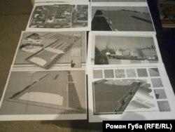 Перші розробки макету майбутнього міського простору