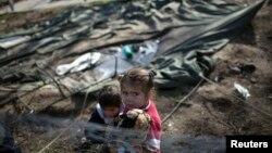 Refugjatë sirianë
