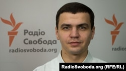 Ukrainian journalist Oleksandr Chornovalov (file photo)