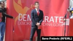 Aleksa Bečić: Mrze nas svi oni koji su otimali od Crne Gore