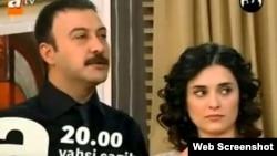 "Azerbaijan -- A screen shot from TV comedy ""Yahshi Jazibe"", 01Sep2011"