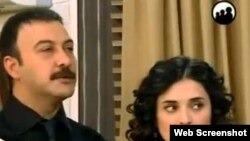 Телекадр из турецкого сериала