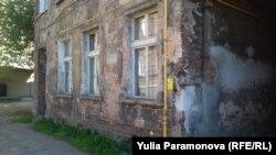 Старый немецкий дом в Советске