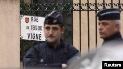 Күдіктіні ұстау операциясы. Тулуза, Франция, 21 наурыз 2012 жыл.