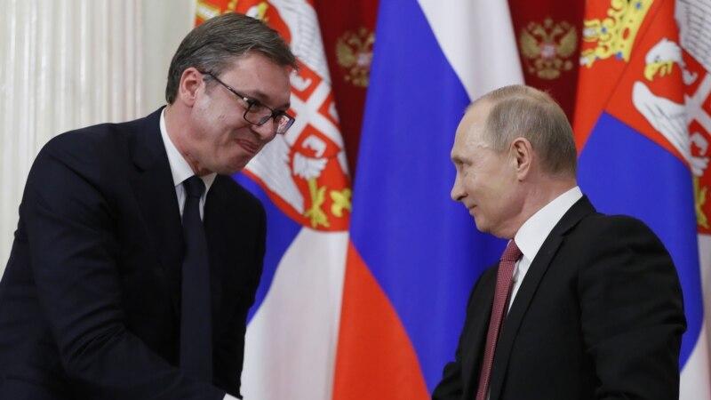 Veruje li Putin Vučiću?