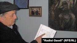 Анварҷон Каримов - муовини мудири Арт-галерея