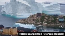Grenlanda, foto nga arkivi