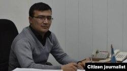 Нодирбек Мажидов, журналист ва тадбиркор.